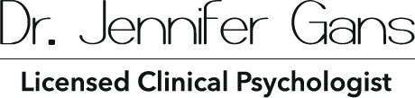 Dr. Jennifer Gans - Licensed Clinical Psychologist